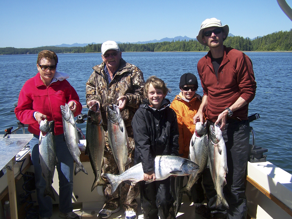fishing fun for the whole family