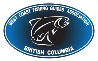 West coast Fishing Guide Association logo